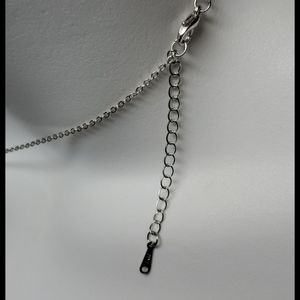 Boutique Jewelry - Lilac Crystal Necklace